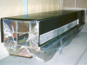 耐震補強用炭素繊維板